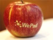 WePad WeTab iPad Namensänderungen, AFP