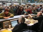 Verkehrsinfarkt in München