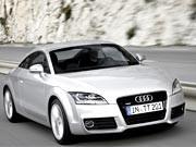 Facelift: Audi TT 2011