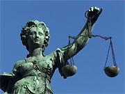 Justizia, Foto: ddp