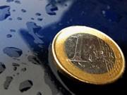 Euromünze, Foto: dpa