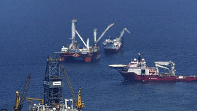 Öl, Golf von Mexico, Deepwater Horizon; Reuters