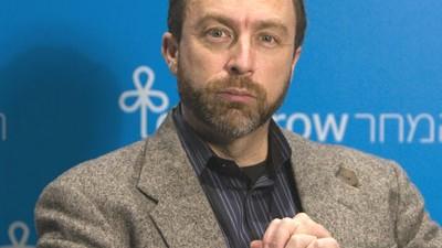 Jimmy Wales Wikipedia Online-Enzyklopädie Relevanz, Reuters