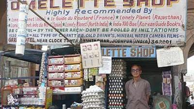 Omlette Shop Jodhpur