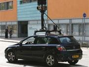 Google Street View Datenschutz Wlan Daten Laser Eric Schmidt, AP