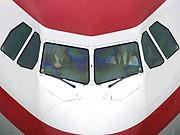 Flugzeug, dpa