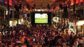 Public Viewing in München