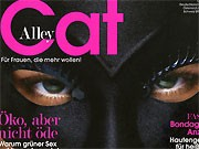 Alley Cat, Cover: Burda