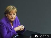 Merkel, Regierungserklärung, AP