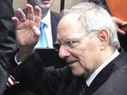 Bundesfinanzminister Wolfgang Schäuble, Foto: Reuters