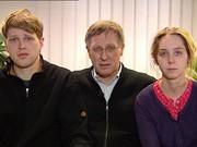 Familie Bögerl, dpa