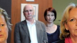 Hannelore Kraft, NRW, Sondierungsgespräche; ddpa