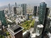 Skyline Frankfurt am Main, Foto: dpa