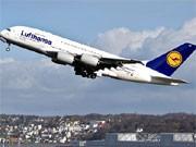 Airbus A 380, Foto: dpa