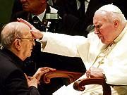 AP, Papst, Marcial Maciel Degollado , Johannes Paul II., Papst