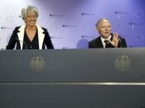 Minister-Arbeitsgruppe zur Reorganisation des Euro-Stabilitätspak