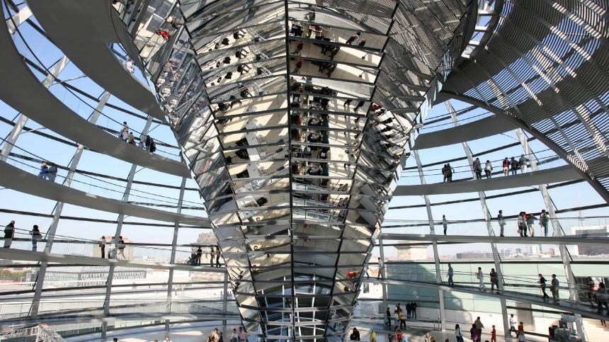 Bundestag Kuppel Berlin