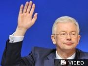 Roland Koch: Rücktritt