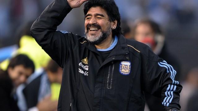 Fußball-WM WM 2010: Argentinien