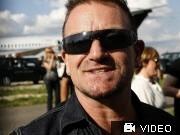 Notoperation in München: Achtung, Bono!