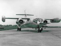 Dorniers Experimentalflieger Do 31 E, 1968