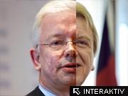 Roland Koch und Volker Bouffier Two Faces Teaser