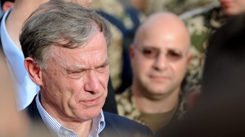 Bundespräsident Köhler Afghanistan