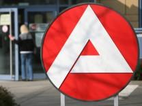Bundesagentur legt Arbeitsmarktzahlen fuer November vor