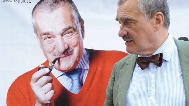 Wahlen in Tschechien - Schwarzenberg