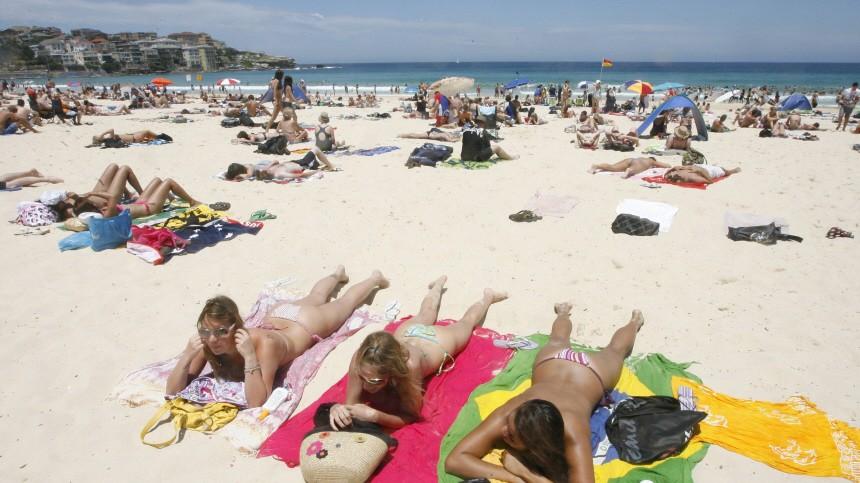 Reise Knigge Australien Fkk Und Oben Ohne Angesichts Reiseknigge
