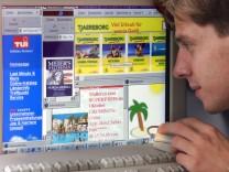 Internet buchen online reise