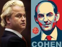 Geert Wilders, Job Cohen
