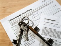 Mietvertrag für Wohnräume Wohnung mieten Mieter Vermieter