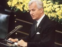 Bundespräsident Richard von Weizsäcker: Rede zum Kriegsende