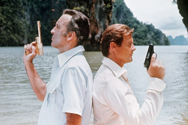 James Bond Roger Moore Drehorte-Quiz