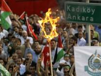 Istanbul, Proteste, Israel