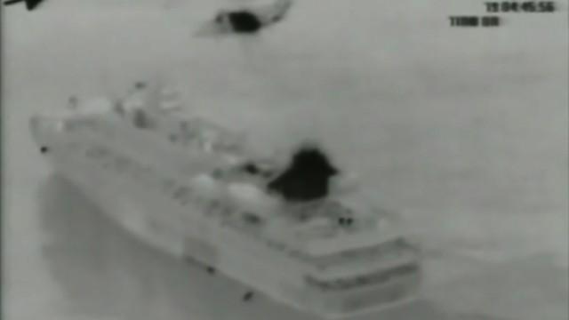 Mittelmeer, Israel, AP, Gaza-Hilfsflotte