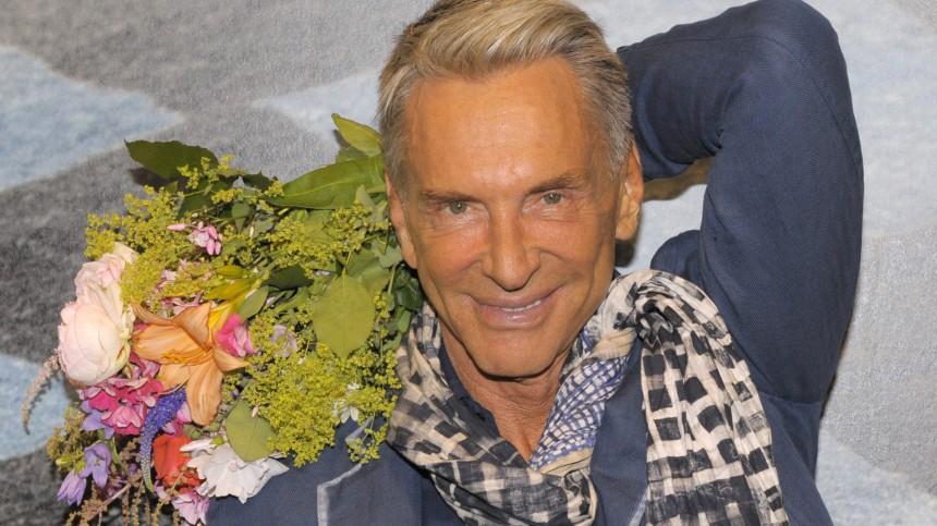Modedesigner Joop Opa von Zwillingen