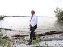 Becnel Marshals Lawyer Army Suing for Billions in BP's Gulf Spill
