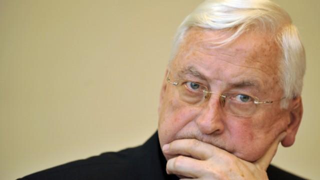 Verdacht auf sexuellen Missbrauch gegen Bischof Mixa
