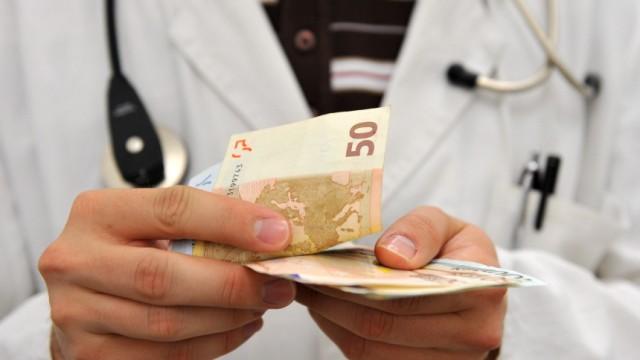 Die Kassenhonorare von Ärzten sind im Jahr 2009 deutschlandweit gestiegen.