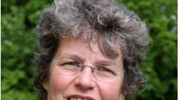 Birgitt van Oorschot, Oberärztin am Uniklinikum Würzburg, Palliativ, Ärztin