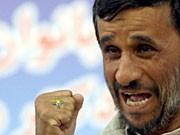 Angriffslustig: Irans Präsident Mahmud Ahmadinedschad