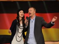 Traumduo Lena und Stefan