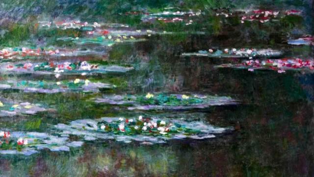 Europa Frankreich Claude Monet Giverny, dpa