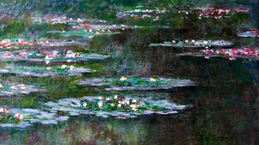 Europa Frankreich Claude Monet Giverny, dpa