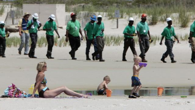 Ölpest Ölkatastrophe im Golf von Mexiko