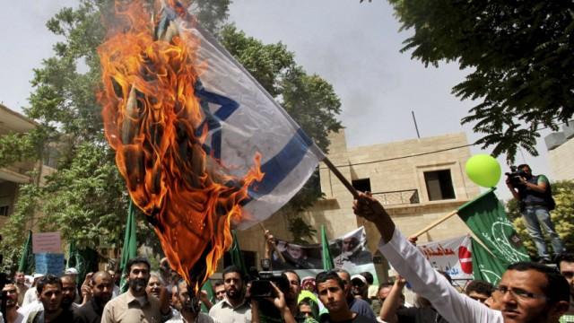 Israel Angriff auf Gaza-Flotte