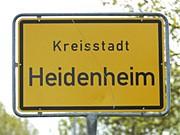 Entführungsfall Maria Bögerl, Heidenheim
