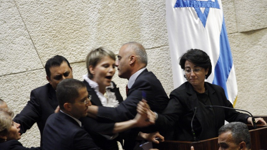 Israel Knesset-Abgeordnete Soabi